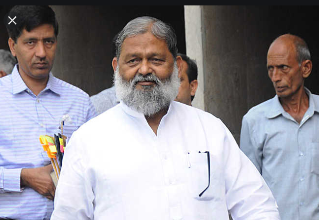 Haryana Minister Anil Vij tested positive for COVID-19 a few days after taking a single dose of Kovaxin