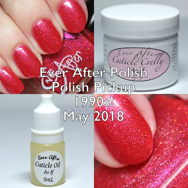 Ever After Polish Polish Pickup 1990s! May 2018