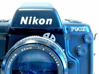 Nikon F90X, Ai-S Nikkor