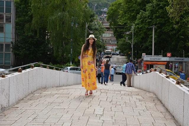 Latin Köprüsü-Bosna Hersek