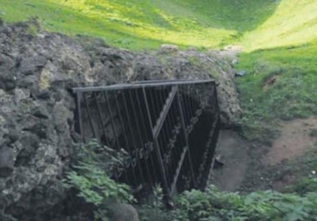 Υπόγεια πόλη 4000 χρόνων ανακαλύφθηκε στην Τραπεζούντα - Ανήκει στη δυναστεία των Κομνηνών