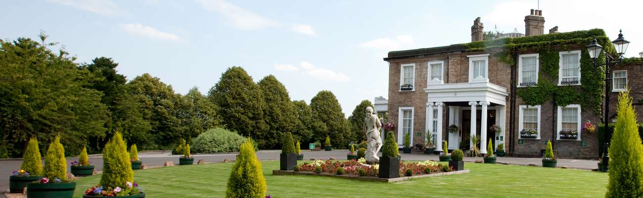 Ringwood Hall Hotel & Spa review