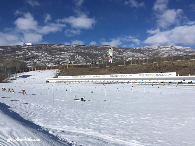 Cross Country Skiing at Soldier Hollow, Soldier Hollow Nordic Center, Cross country skiing in utah