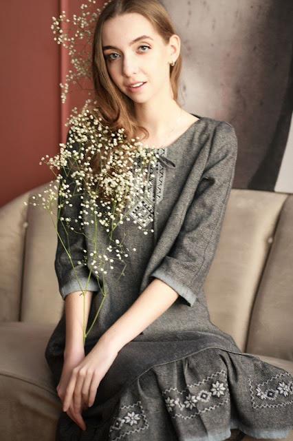 Платье. Модель: PL-499