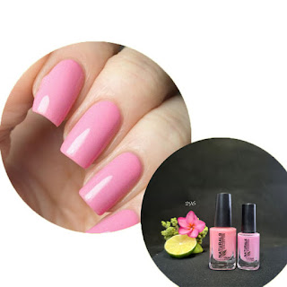 Sơn móng tay màu hồng đào 15ml - Ảnh 1
