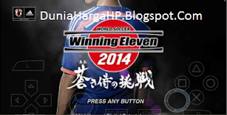 Winning Eleven 2016 Update 2016 ISO PSP