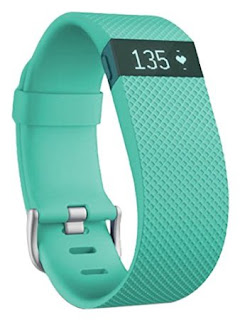 Fitbit Charge HR azzurro