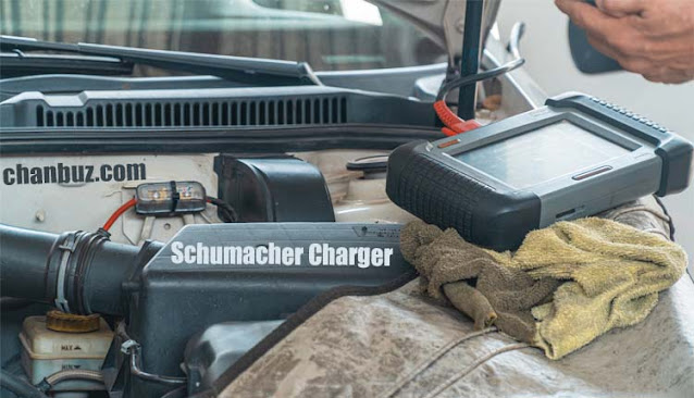 Schumacher Battery Charger: Review #1 Battery Charger