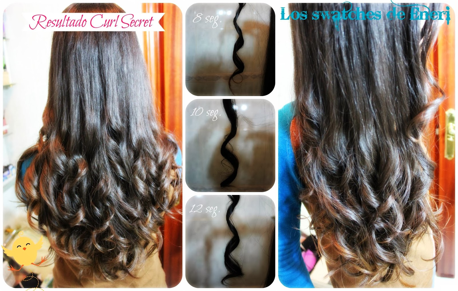 Curl Secret de babilyss
