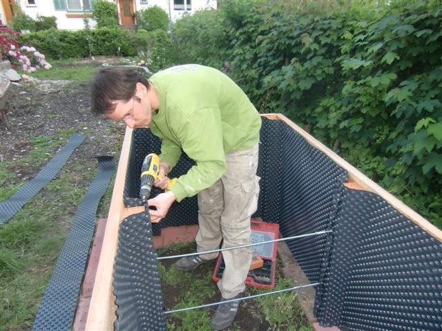 Bau Eines Neuen Hochbeets Topfgartenwelt Blog Uber Garten Food