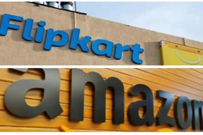 Flipcart Amazon