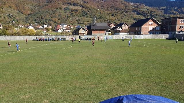 Druga liga Crne Gore: Jezero pobijedilo Ibar u Plavu
