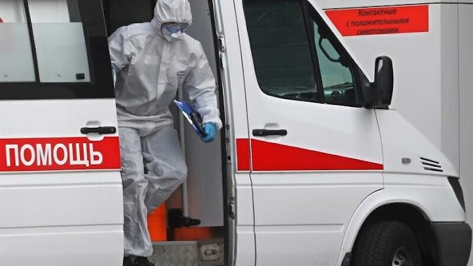 Mistério..Três médicos russos caem de janelas de hospitais após reclamarem das condições de trabalho