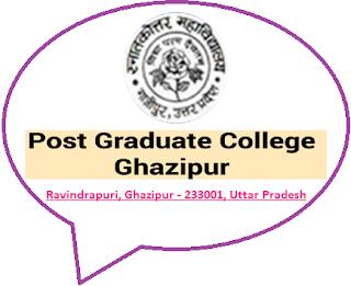 Ghazipur PG College