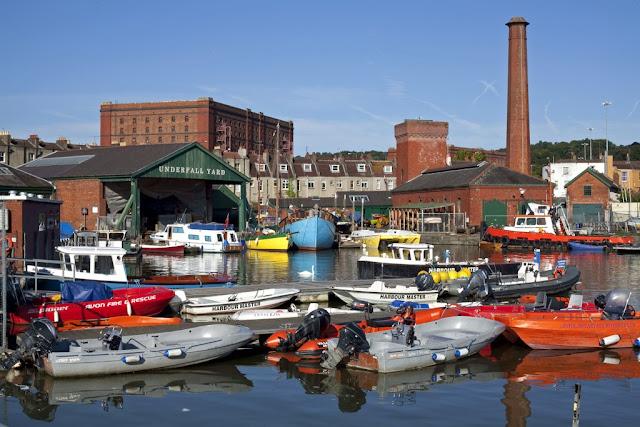 Cantieri navali da visitare a Bristol