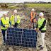 Start aanleg zonneweide Tripkouw in Midwoud