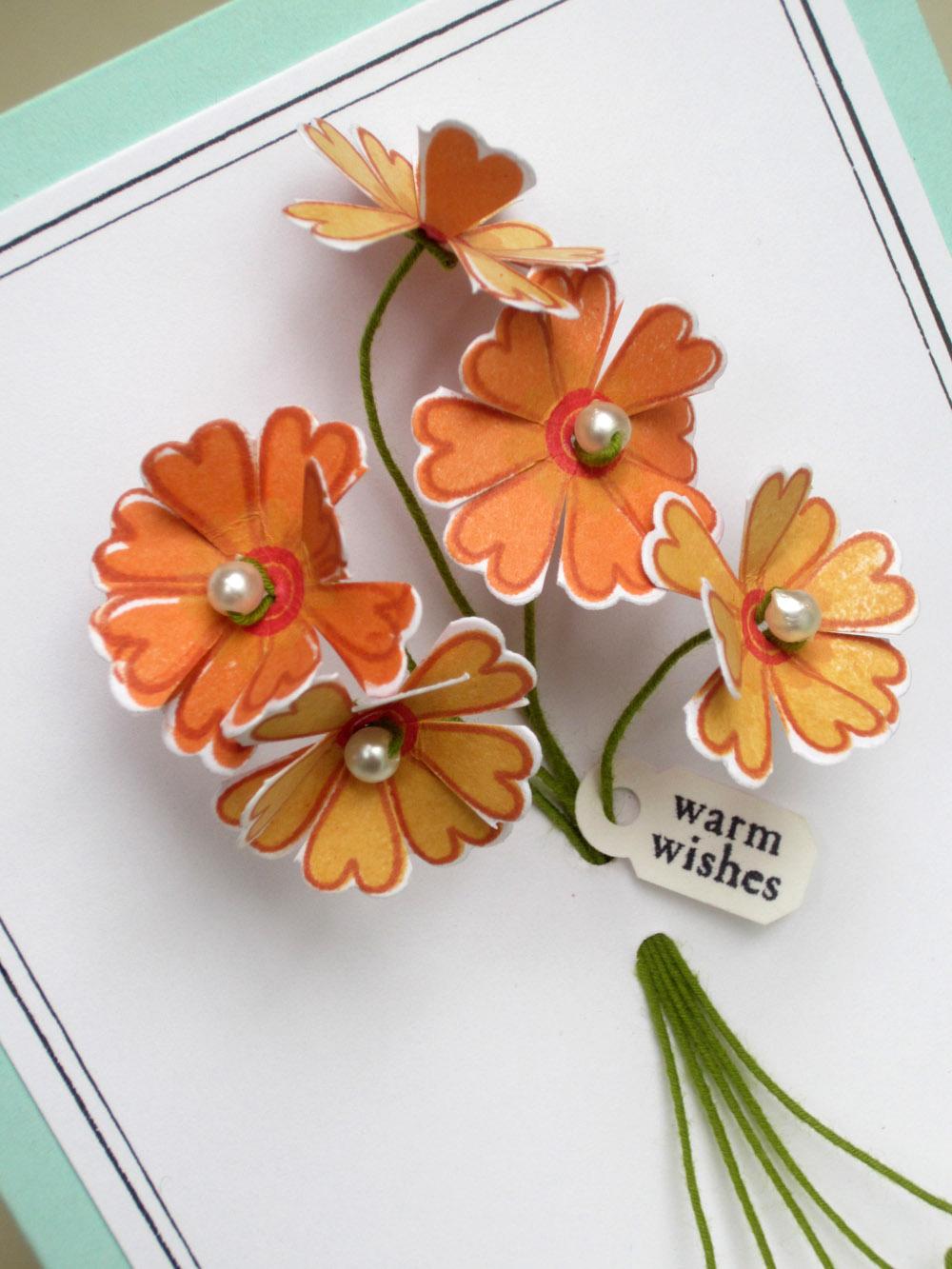 Notable Nest: 3D Floral Bouquet Card [MIM #52]