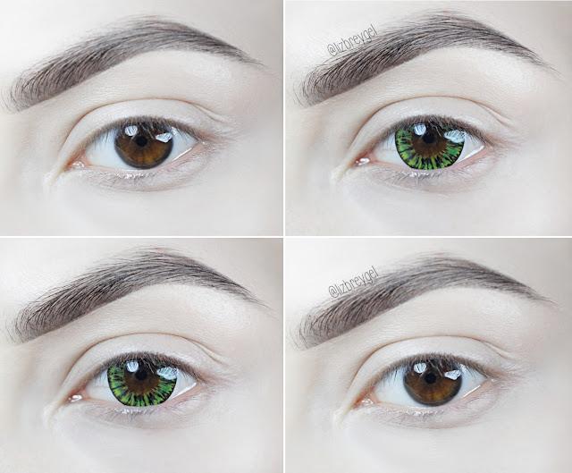 Perfect Eye Enlarging Lens / Joypop Sweetheart Circle Lens ...