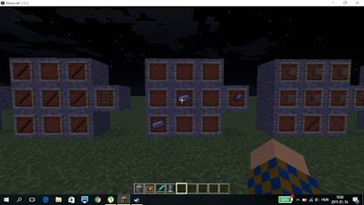 minecraft olló crafting