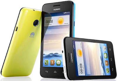 Huawei Ascend Y330 Specifications - Inetversal