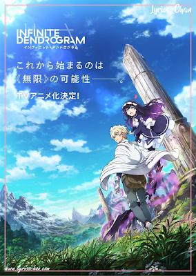 Aya Uchida - Reverb (Lyrics Translate) | Infinite Dendogram Ending 1st, Lyrics-Chan