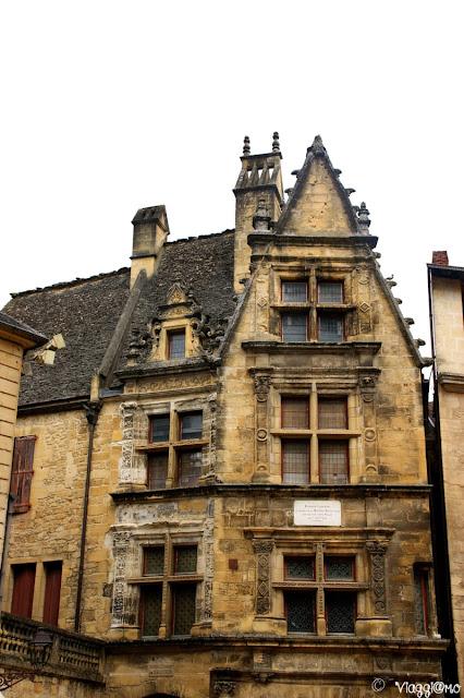 L'edificio in stile rinascimentale è stata la casa Natale di Etienne la Boetie