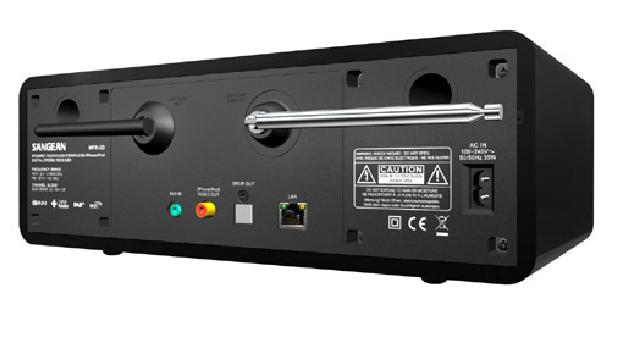 Радиоприемник Sangean WFR-2D