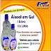 F. Lima – Material de Construção dispõe de álcool gel e máscaras reutilizáveis.Saiba como adquiri-los: