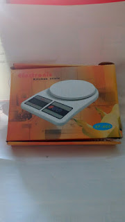 Electronic scale N4000