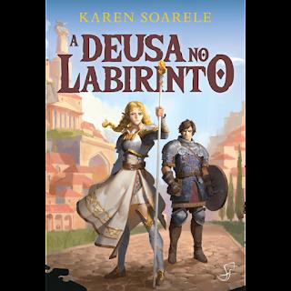 A Deusa no Labirinto ganha versão e-book