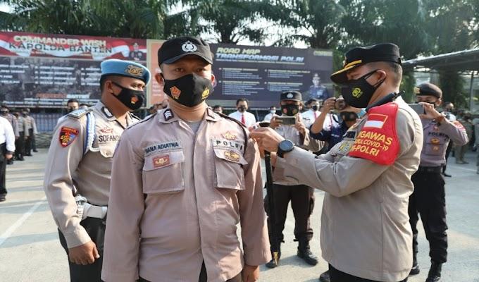 Tekan Gangguan Kamtibmas, Ini Kata Kapolresta Tangerang