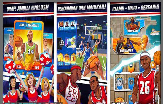 Game Street Basketball Association For Android