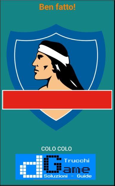 Quiz Squadre di Calcio! soluzione livello 31-40