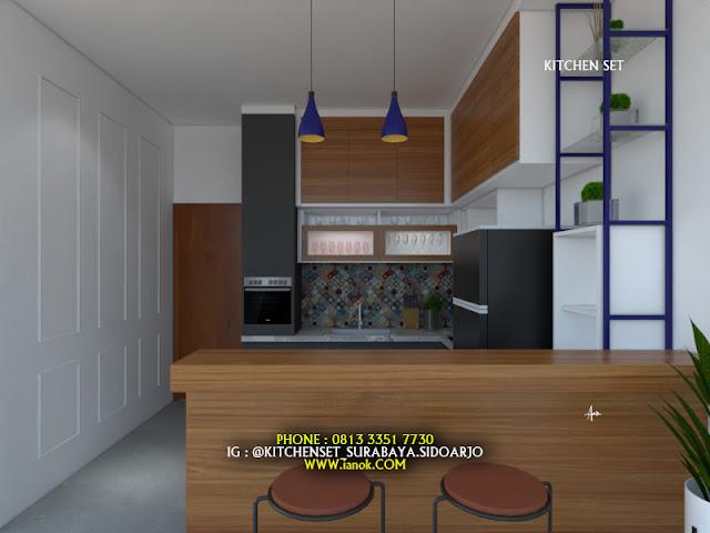Jasa Kitchen set Murah Surabaya, sidoarjo