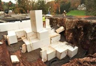 Geofoam Menggantikan Timbunan