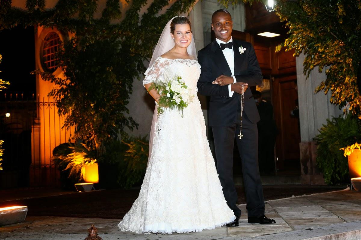 Casamento de Thiaguinho e Fernanda