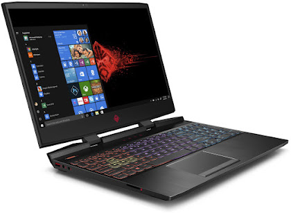 HP Omen 15-dc0002ns