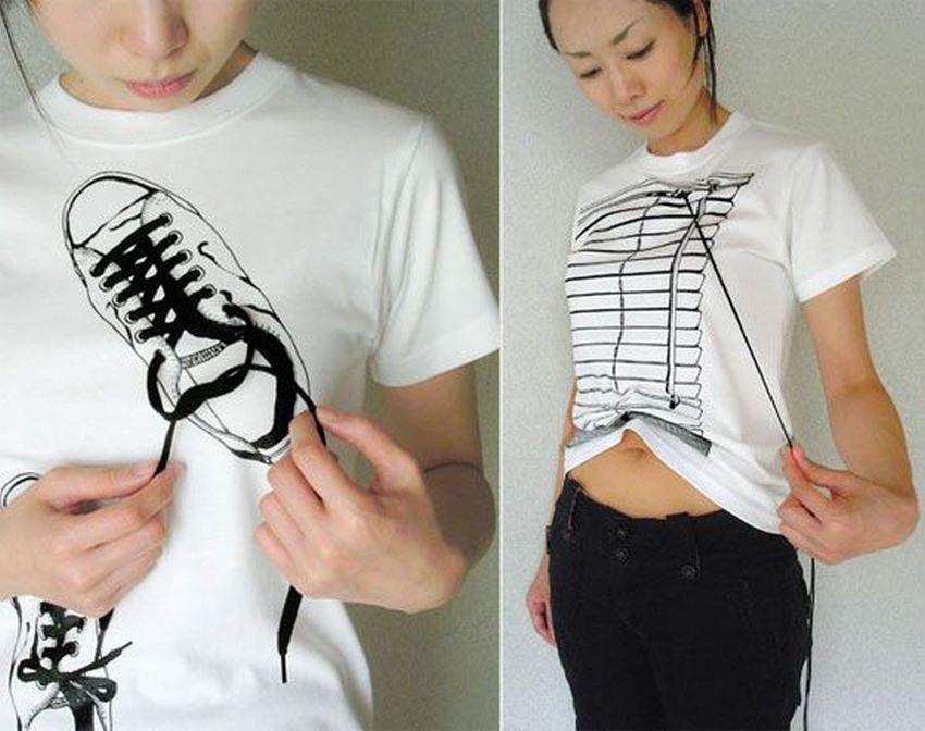 Ý tưởng từ áo thun độc lạ của giới đa phong cách thời trang