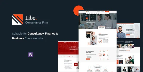 Best Consulting Business HTML Template
