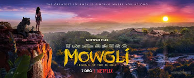 Download Film Mowgli : Legend of The Jungle (2018)