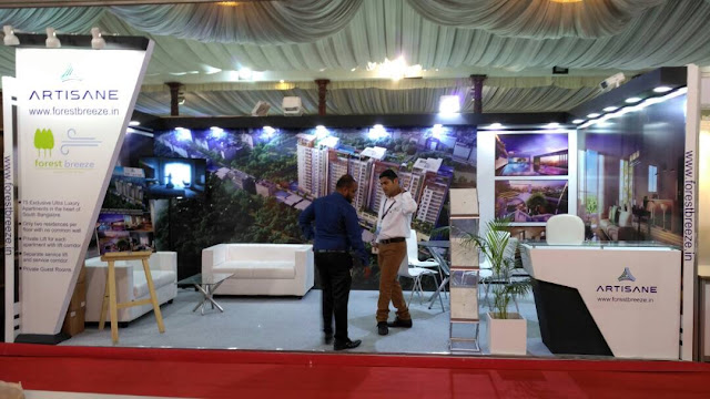 Exhibition Booth Builder Property Show 2019