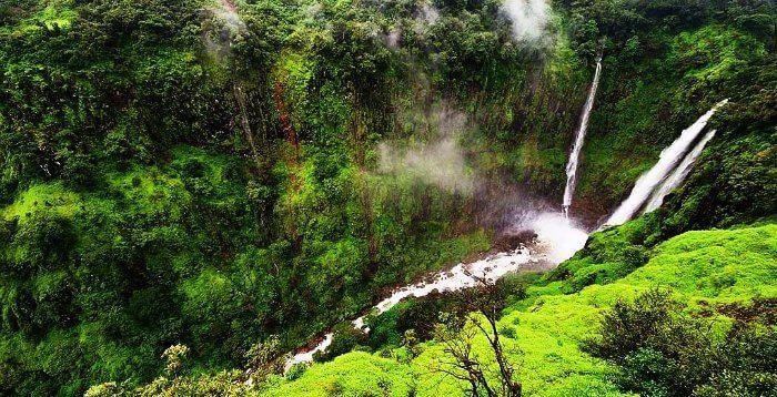 Travel Yaari Perfect Mumbai Weekend Thosegar Falls Near Satara