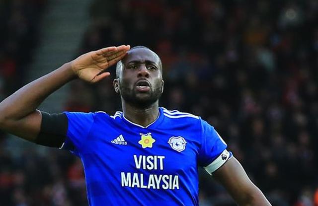 Sedih! Bek Cardiff City Sol Bamba Terserang Kanker