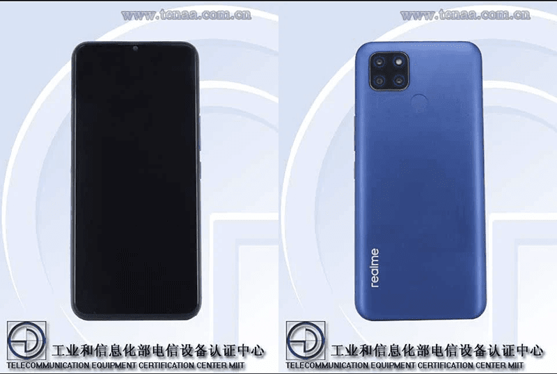 realme V3 now certified in China! Cheapest 5G phone?