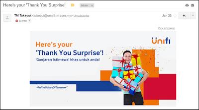 TM Thank You Surprise