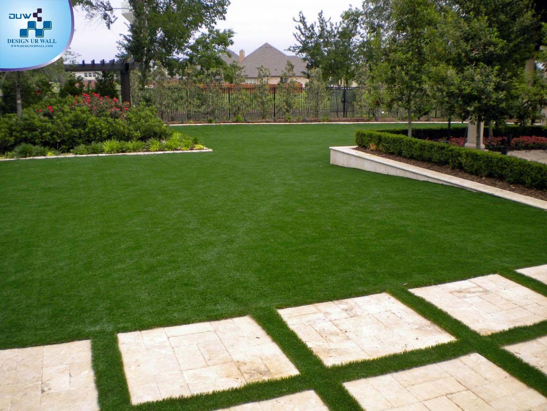 imported wallpaper merchant artificial soft grass for home garden