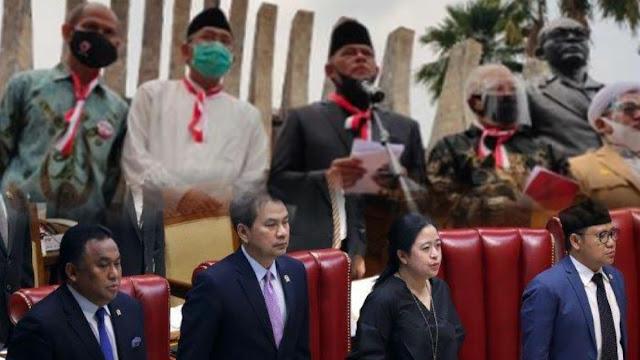 Cikal Bakal Hadirnya KAMI karena Parlemen Sudah Dikuasai Pemerintah