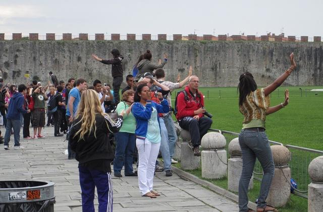 Turismo em Pisa