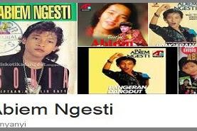 Bio Data Dan Daftar Album Alamarhum Abiem Ngesti Penyanyi Dangdut