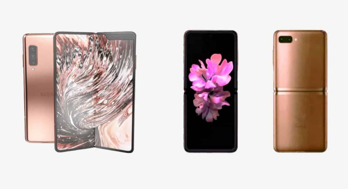 Samsung Galaxy Z Fold 3 et Galaxy Z Flip 2